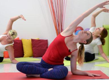 gravid joga video