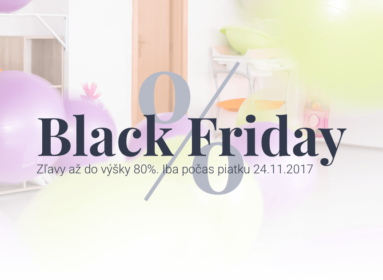 Black Friday 2017 v štúdiu GraviFit