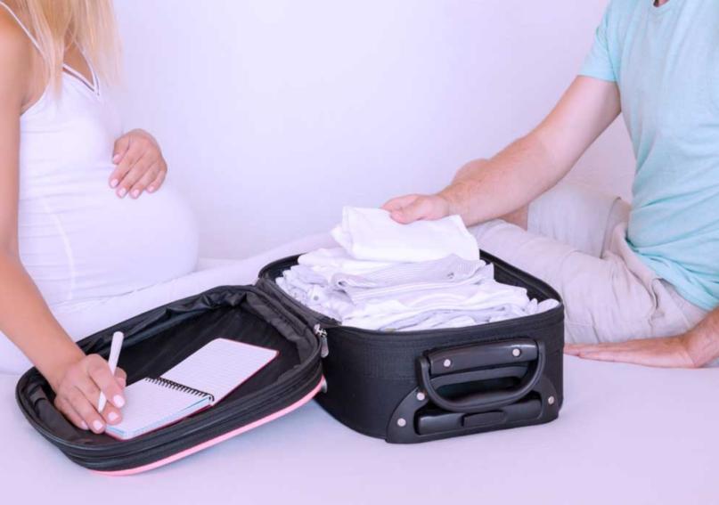Čo si zbaliť do pôrodnice